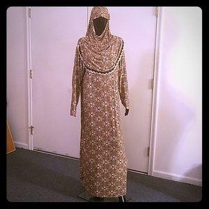 BEAUTIFUL MAXI DRESS FROM DUBIA